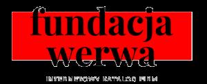 FundacjaWerwa logotyp stopka